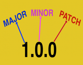 semantic versioning image